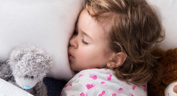 toddler will not self settle in own bed