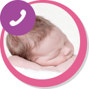 baby sleep phone consultation