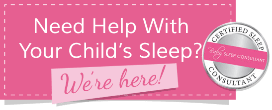Child Sleep Help
