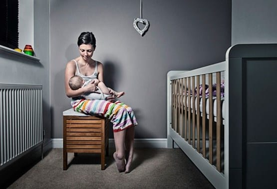 Image result for feeding baby at night