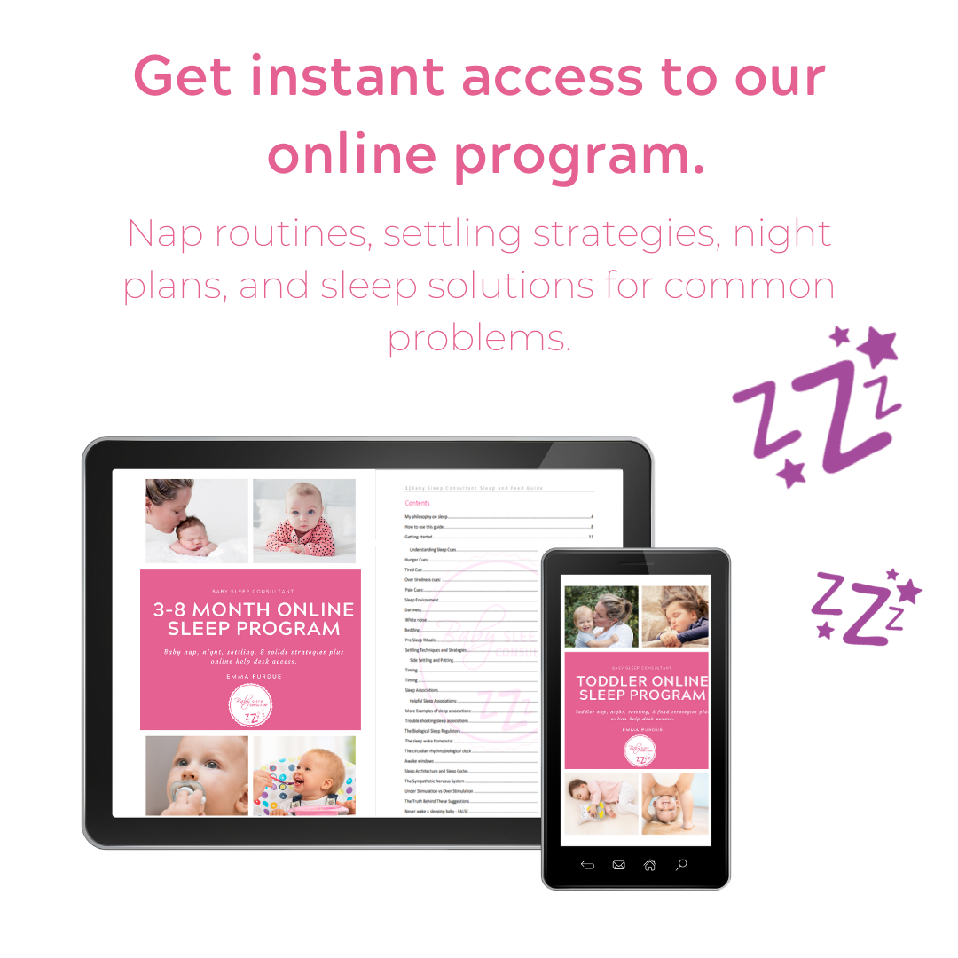 Online Baby Sleep Programs